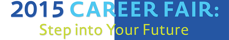 Career Fair Banner - Step into your Future