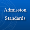 Addiction Counseling Admissions Standards